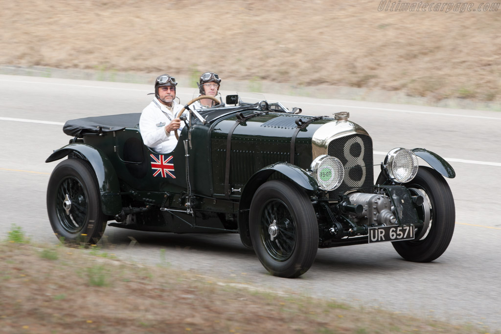 Bentley 4½-Litre 'Blower' Le Mans Tourer - Chassis: HR3976   - 2009 Pebble Beach Concours d'Elegance
