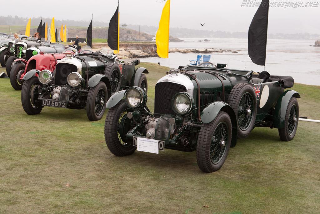 Bentley 4½-Litre 'Blower' Le Mans Tourer - Chassis: HF3187   - 2009 Pebble Beach Concours d'Elegance