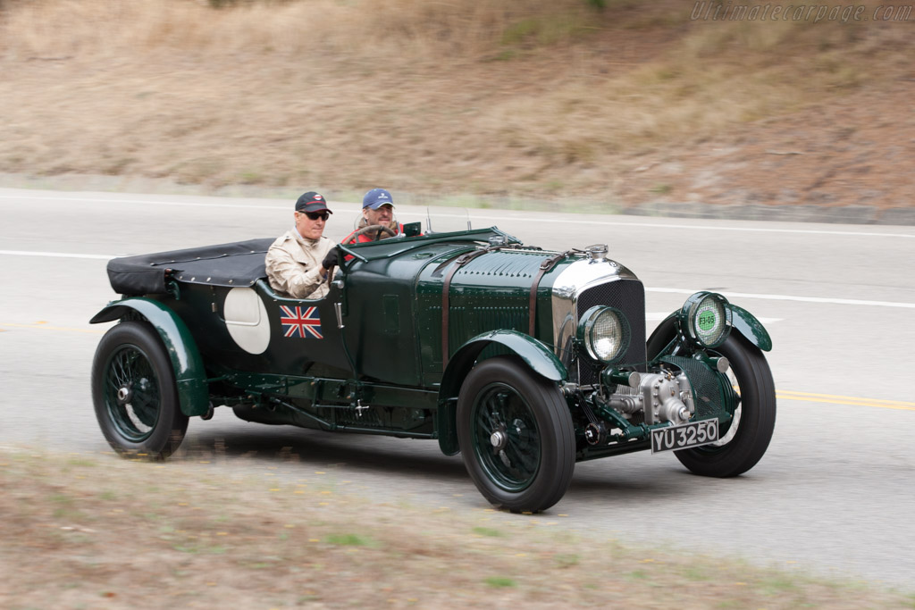 Bentley 4½-Litre 'Blower' Le Mans Tourer - Chassis: HF3187   - 2009 Pebble Beach Concours d'Elegance