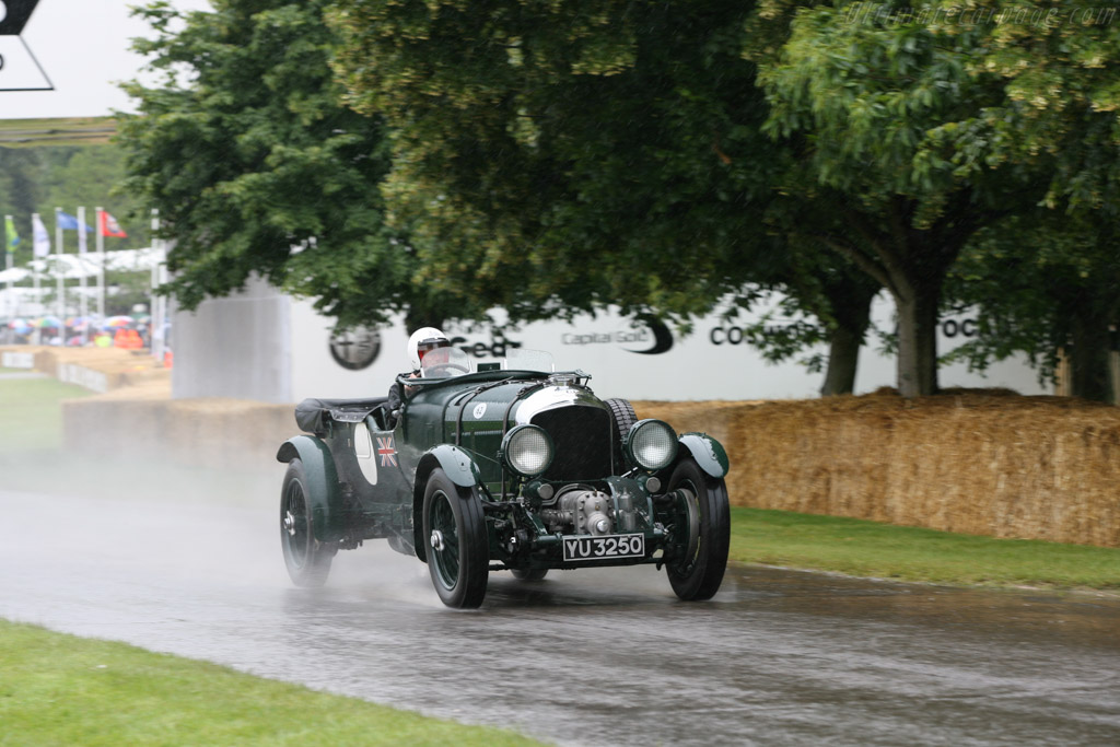 Bentley 4½-Litre 'Blower' Le Mans Tourer - Chassis: HF3187   - 2007 Goodwood Festival of Speed