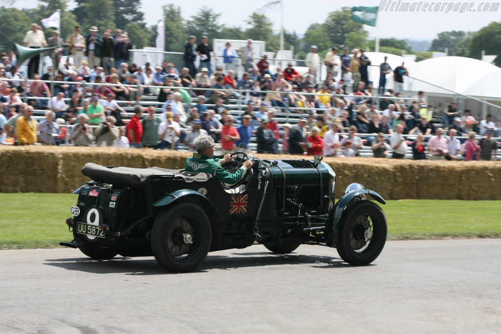 Bentley 4½-Litre 'Blower' Le Mans Tourer - Chassis: HB3403   - 2007 Goodwood Festival of Speed