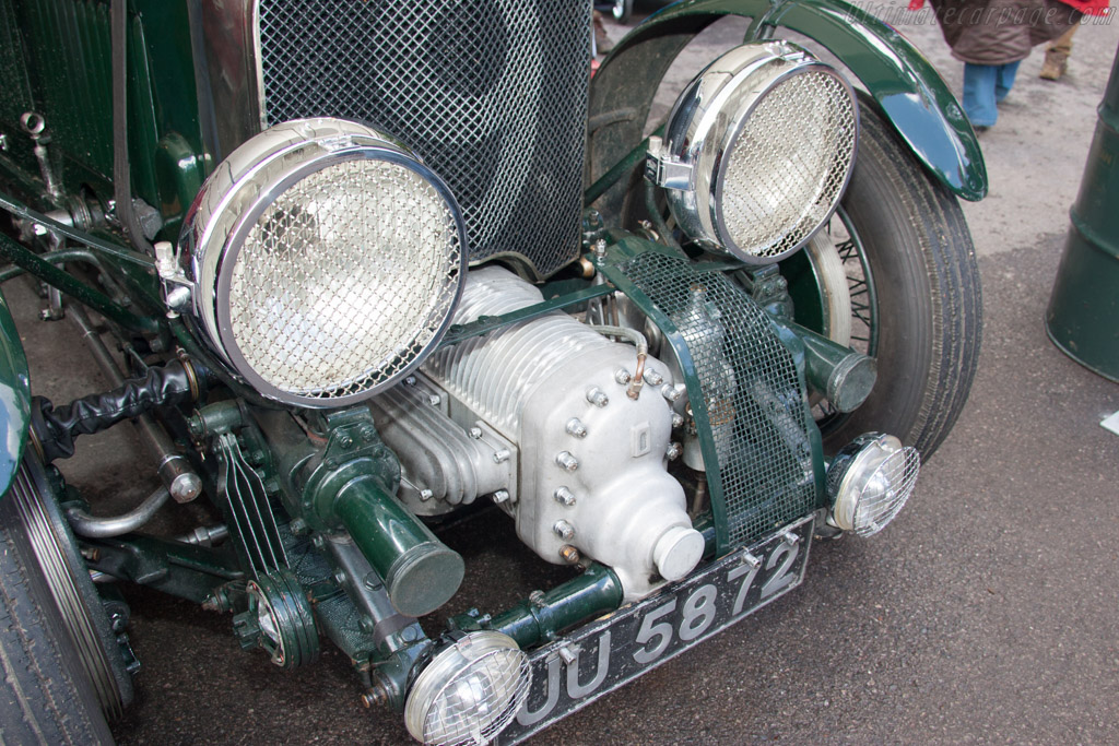 Bentley 4½-Litre 'Blower' Le Mans Tourer - Chassis: HB3403   - 2012 Goodwood Festival of Speed