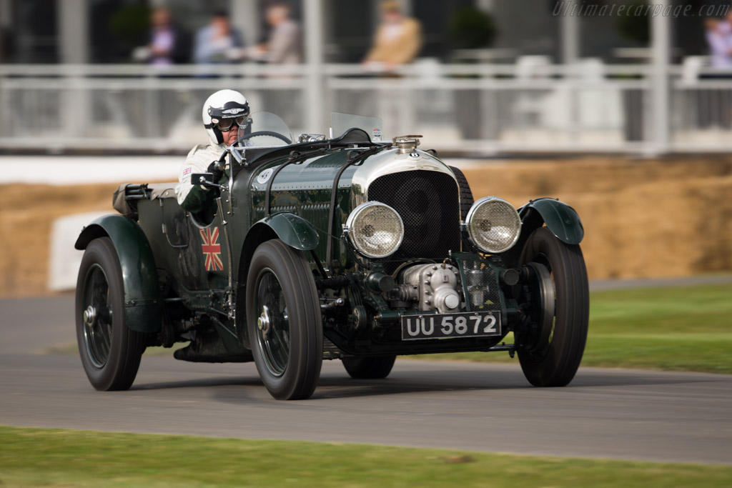 Bentley 4½-Litre 'Blower' Le Mans Tourer - Chassis: HB3403   - 2015 Goodwood Festival of Speed
