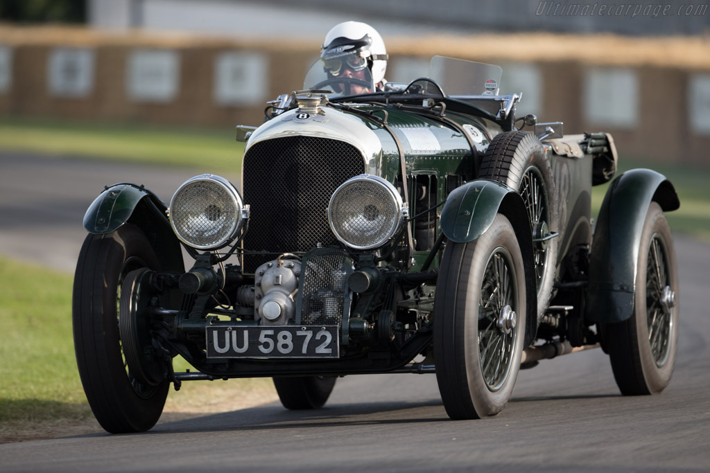 1929   1931 Bentley 4½ Litre U0027Bloweru0027 Le Mans Tourer   Images,  Specifications And Information