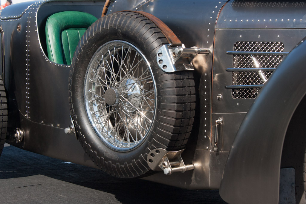 Bugatti Type 57 S Torpedo Competition - Chassis: 57222a   - 2013 Monterey Motorsports Reunion