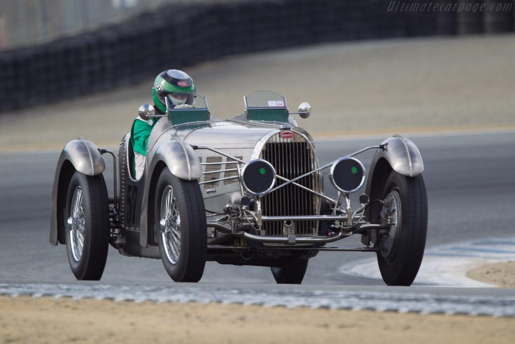 Bugatti Type 57 S Torpedo Competition - Chassis: 57222a   - 2013 Monterey Motorsports Reunion