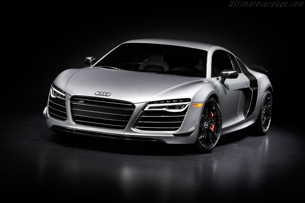 Click here to open the Audi R8 Competition gallery