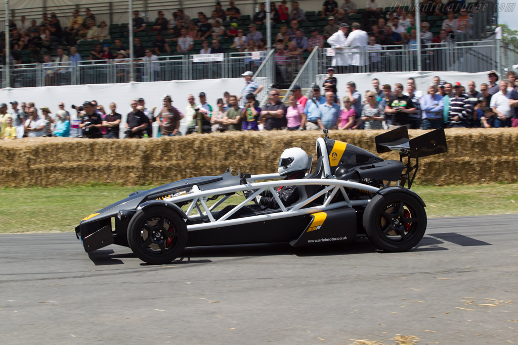 Ariel Atom 3.5R    - 2014 Goodwood Festival of Speed