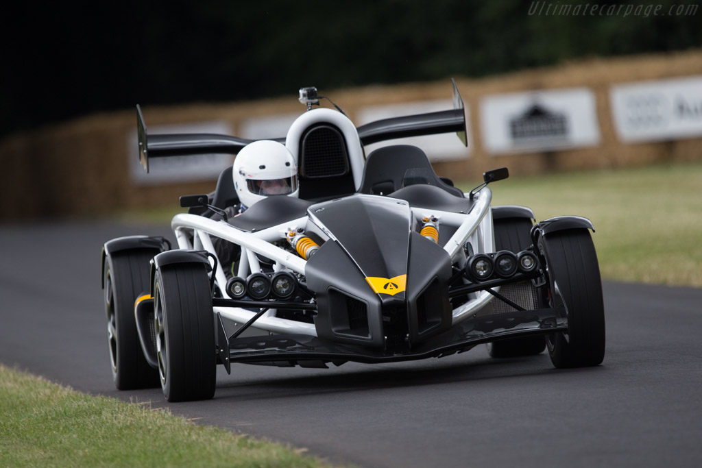 Click here to open the Ariel Atom 3.5R gallery