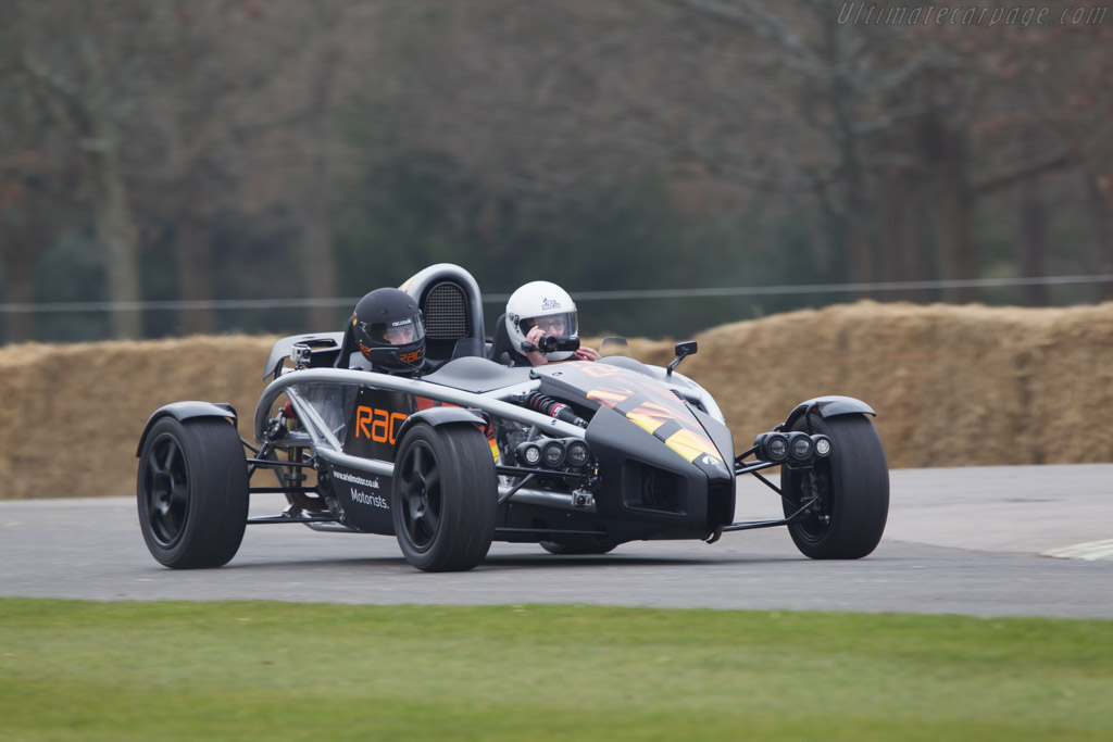 Ariel Atom 3.5    - 2013 Goodwood Preview
