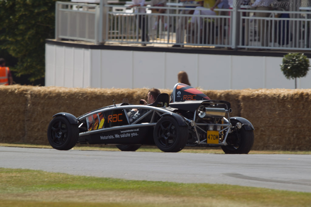 Ariel Atom 3.5    - 2013 Goodwood Festival of Speed