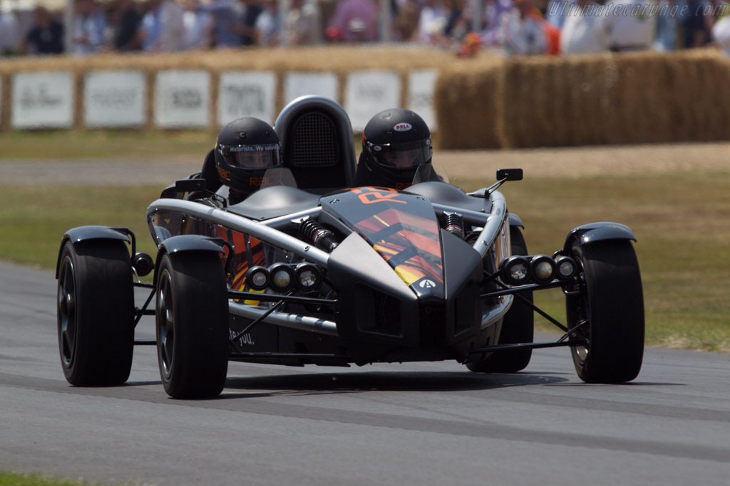 Click here to open the Ariel Atom 3.5 gallery