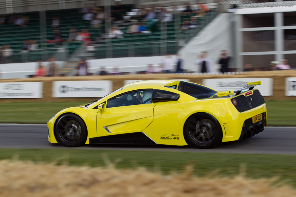 Arash AF8    - 2014 Goodwood Festival of Speed