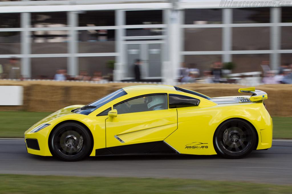 Arash AF8    - 2014 Goodwood Festival of Speed