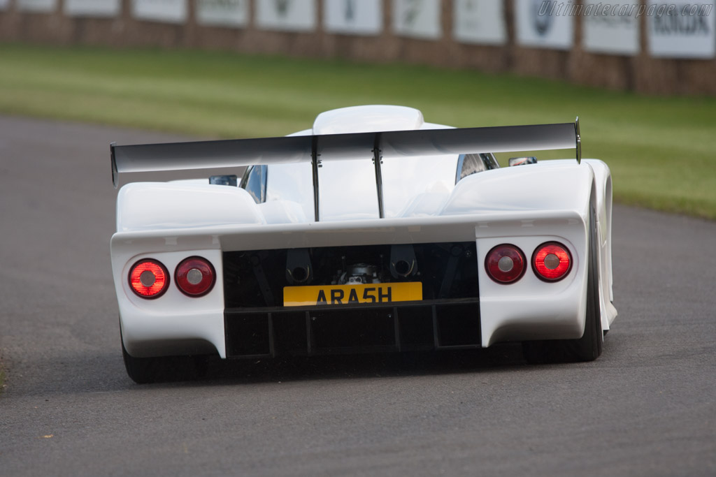Farboud GT    - 2012 Goodwood Festival of Speed