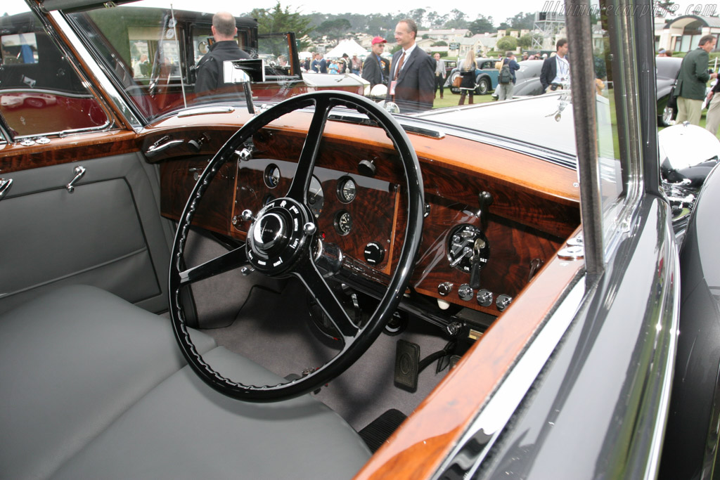 Rolls-Royce Phantom III Mulliner All-Weather Tourer - Chassis: 3DL56   - 2006 Pebble Beach Concours d'Elegance