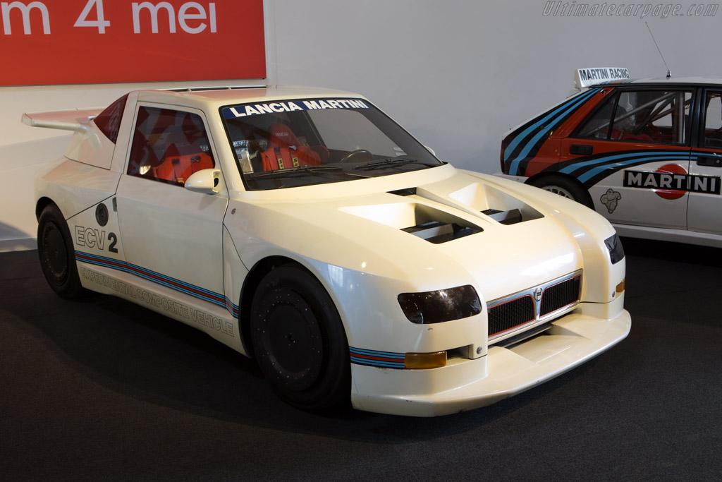Lancia Ecv2 The Louwman Museum