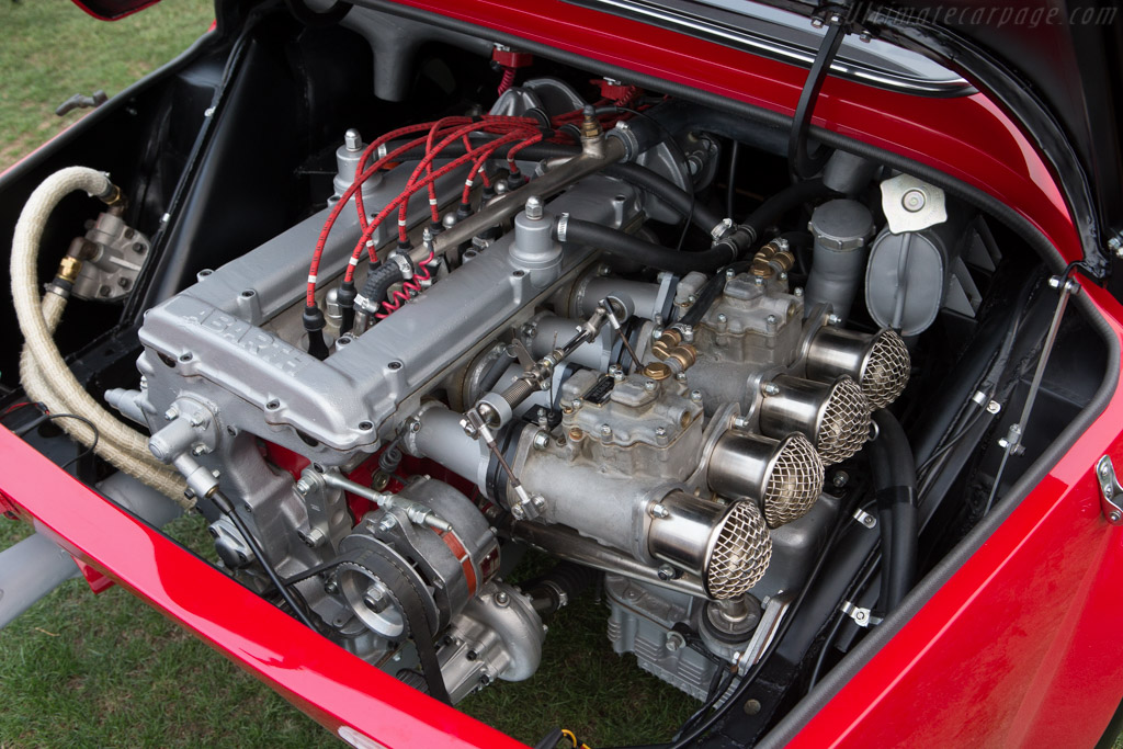 Abarth Simca 2000 Gt Chassis 136 0117 2014 Pebble Beach