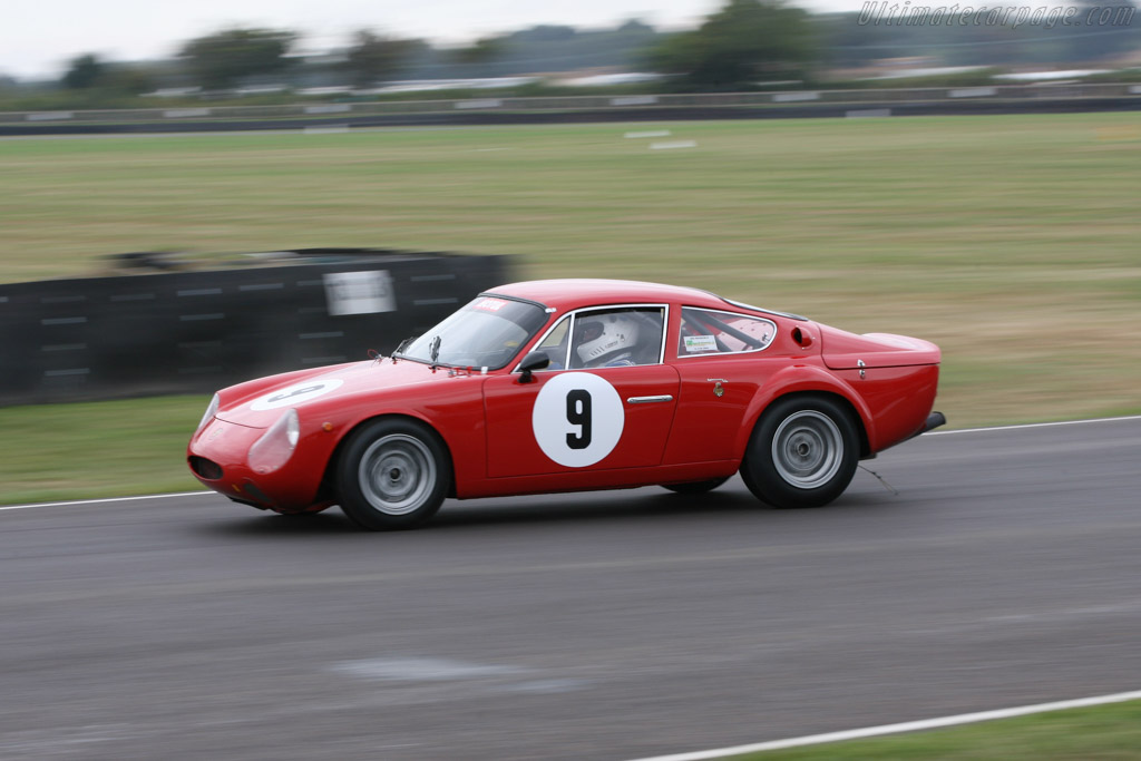 Abarth Simca 2000 Gt Chassis 136 0054 2006 Goodwood