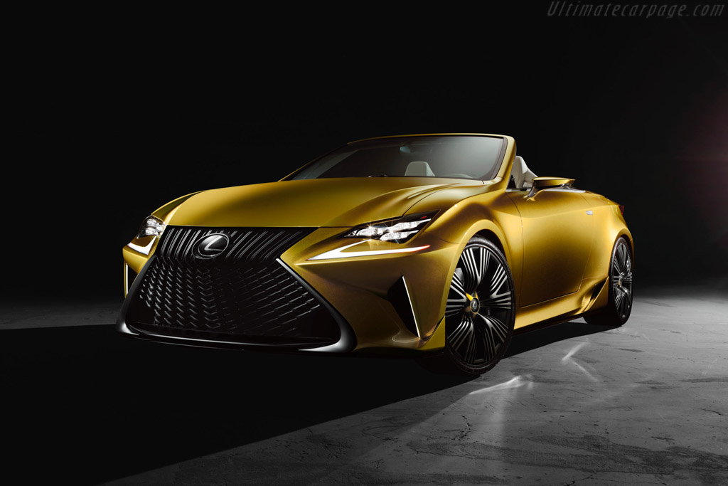 Click here to open the Lexus LF-C2 gallery