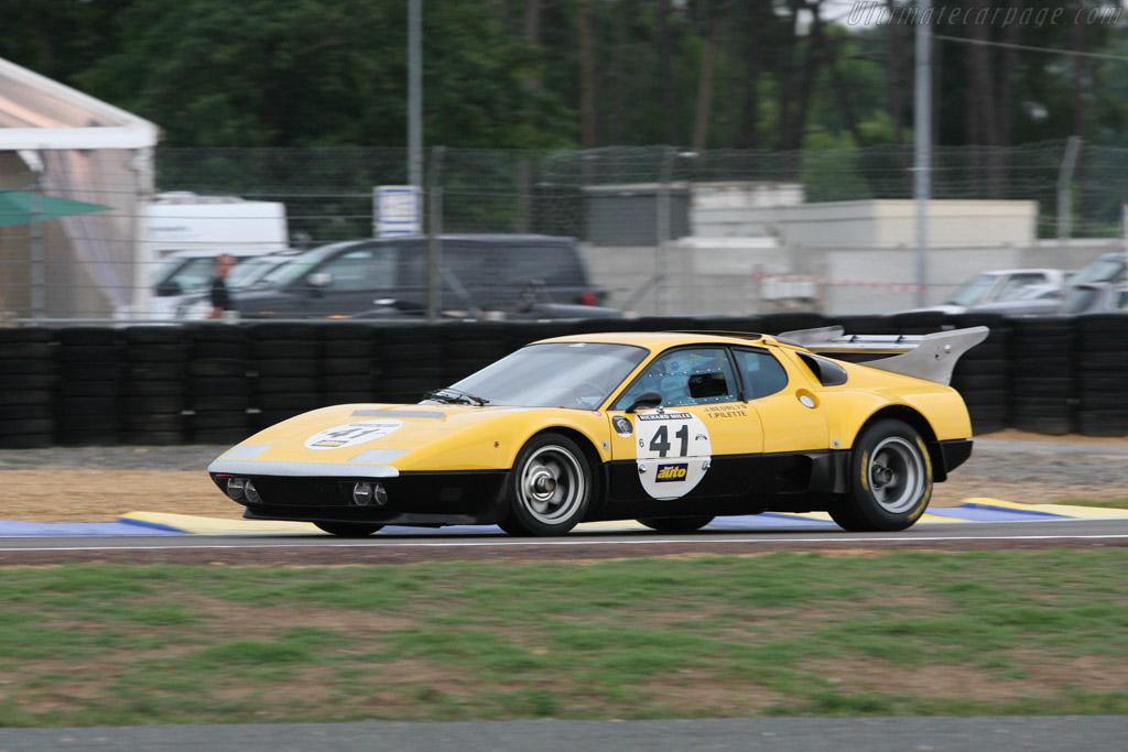 Ferrari 512 BB Competizione - Chassis: 22715   - 2006 Le Mans Classic
