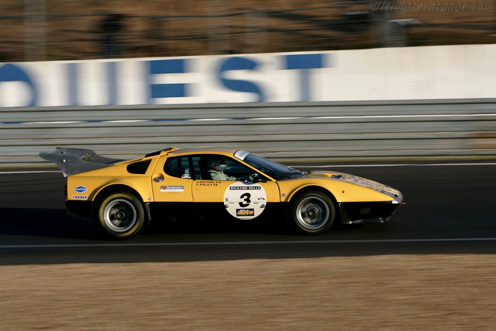 Ferrari 512 bb competizione chassis 22715 2008 le mans classic