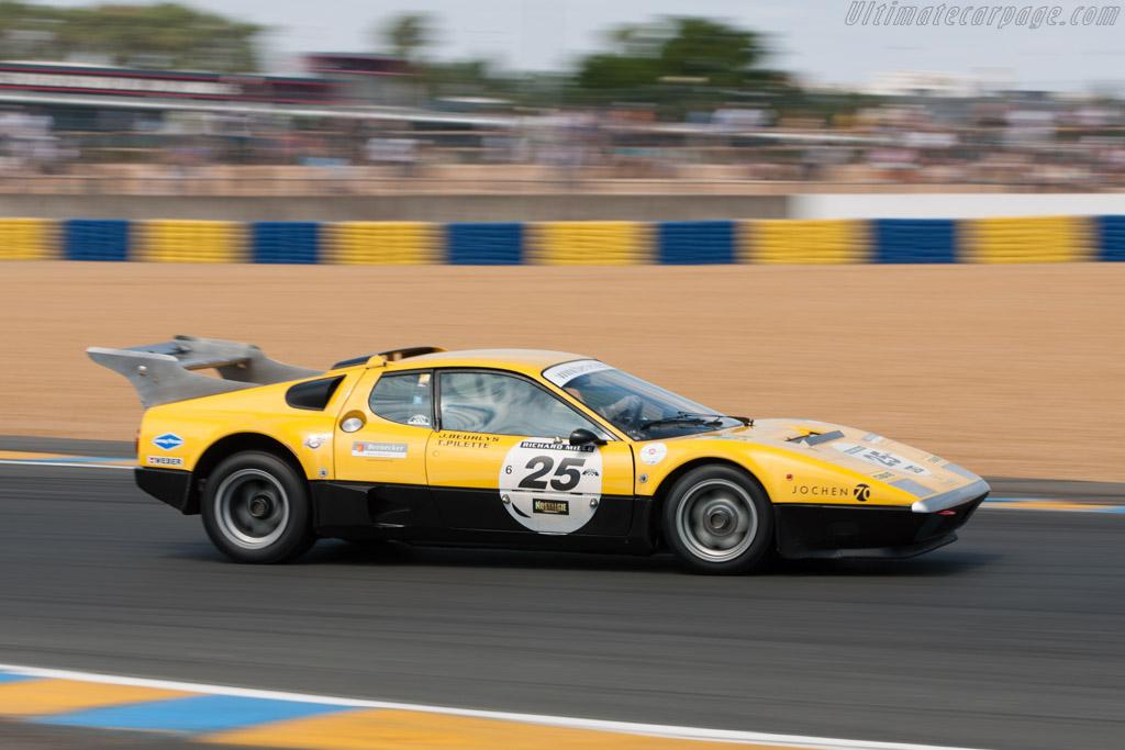 Ferrari 512 BB Competizione - Chassis: 22715   - 2010 Le Mans Classic