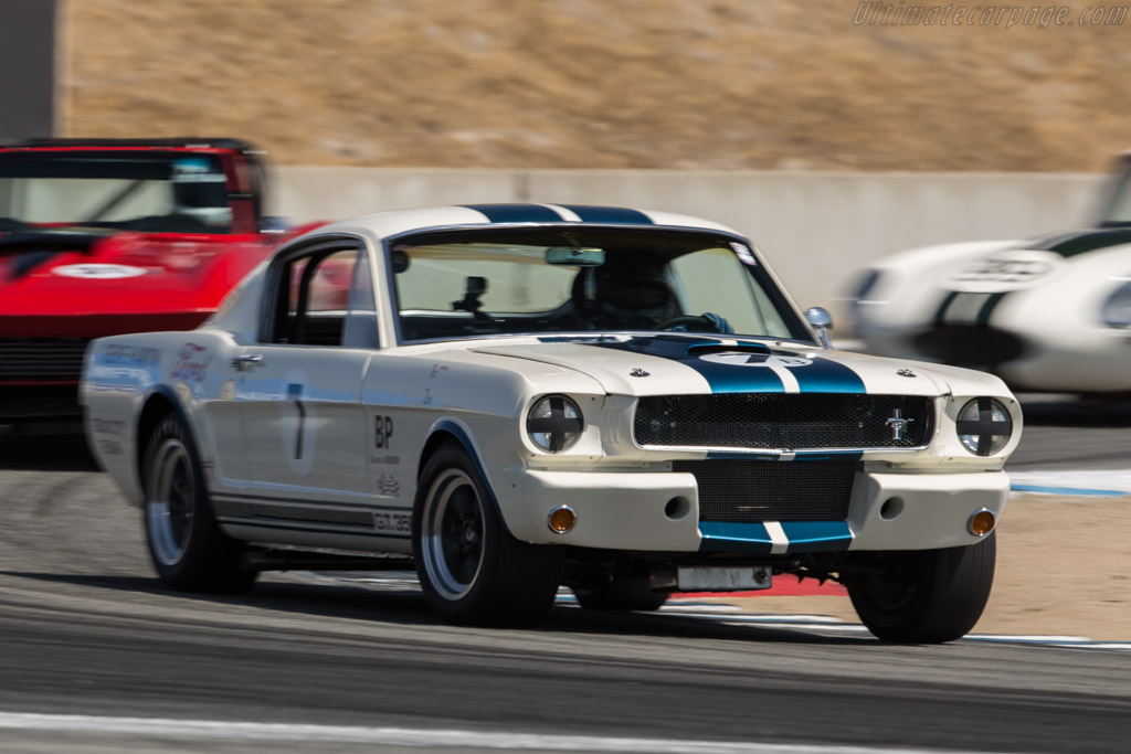 Ford Shelby Mustang GT350 R - Chassis: SFM5R108   - 2017 Monterey Motorsports Reunion