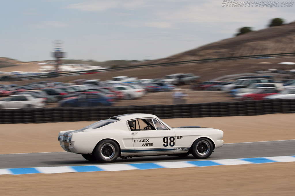 Ford Shelby Mustang GT350 R - Chassis: SFM5R098   - 2012 Monterey Motorsports Reunion