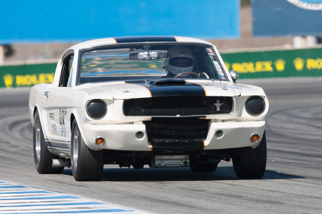 Ford Shelby Mustang GT350 R - Chassis: SFM5R098 - 2012 Monterey ...