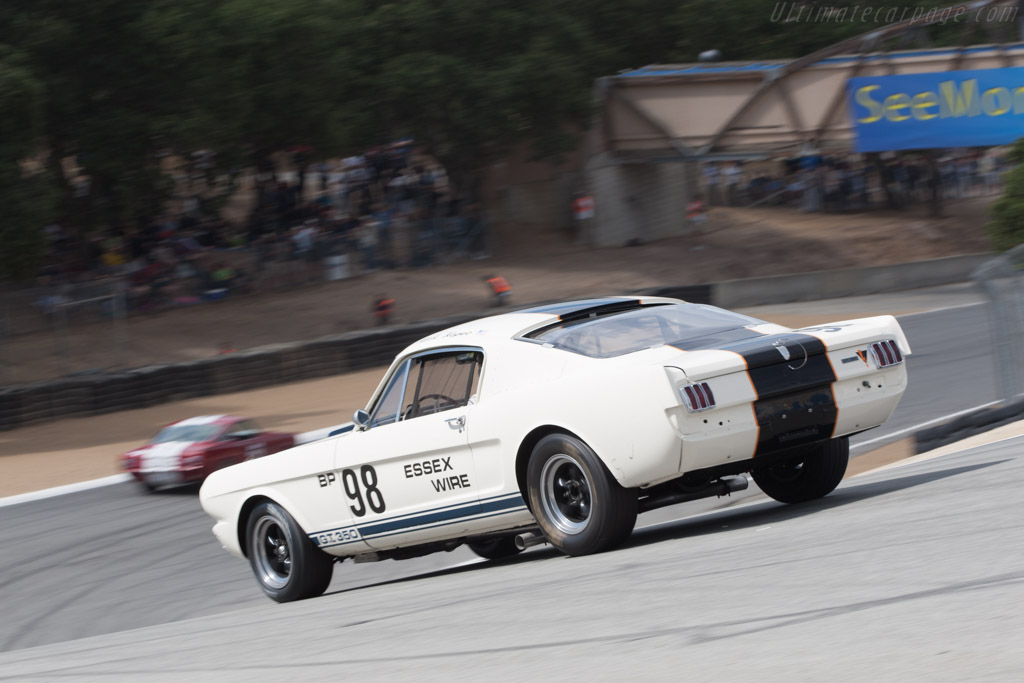 Ford Shelby Mustang GT350 R - Chassis: SFM5R098   - 2013 Monterey Motorsports Reunion