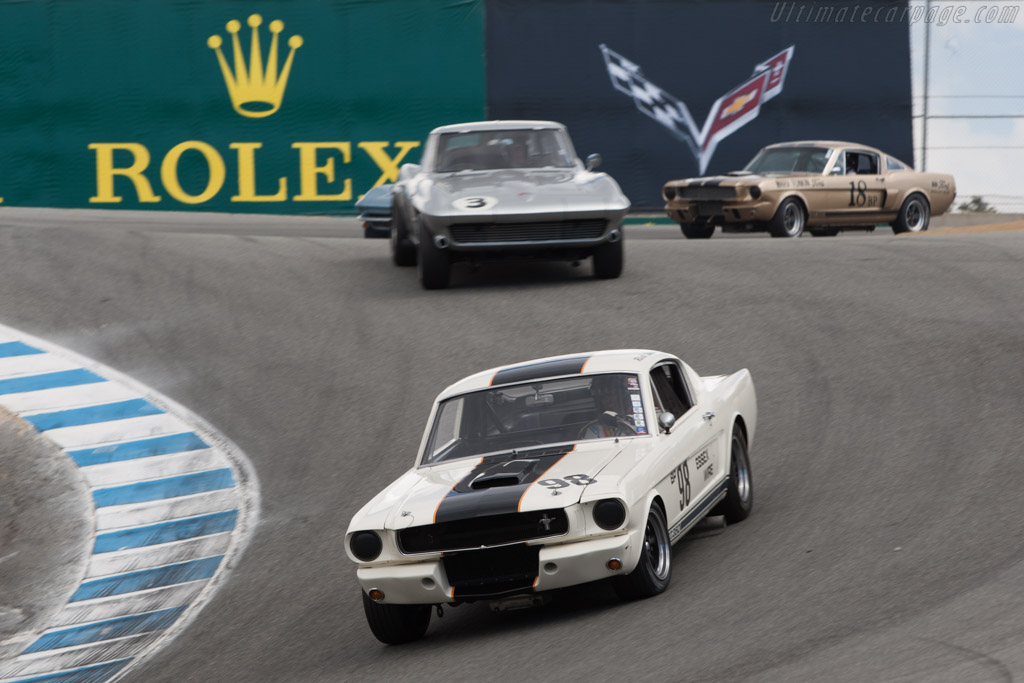 Ford Shelby Mustang GT350 R - Chassis: SFM5R098 - 2013 Monterey ...