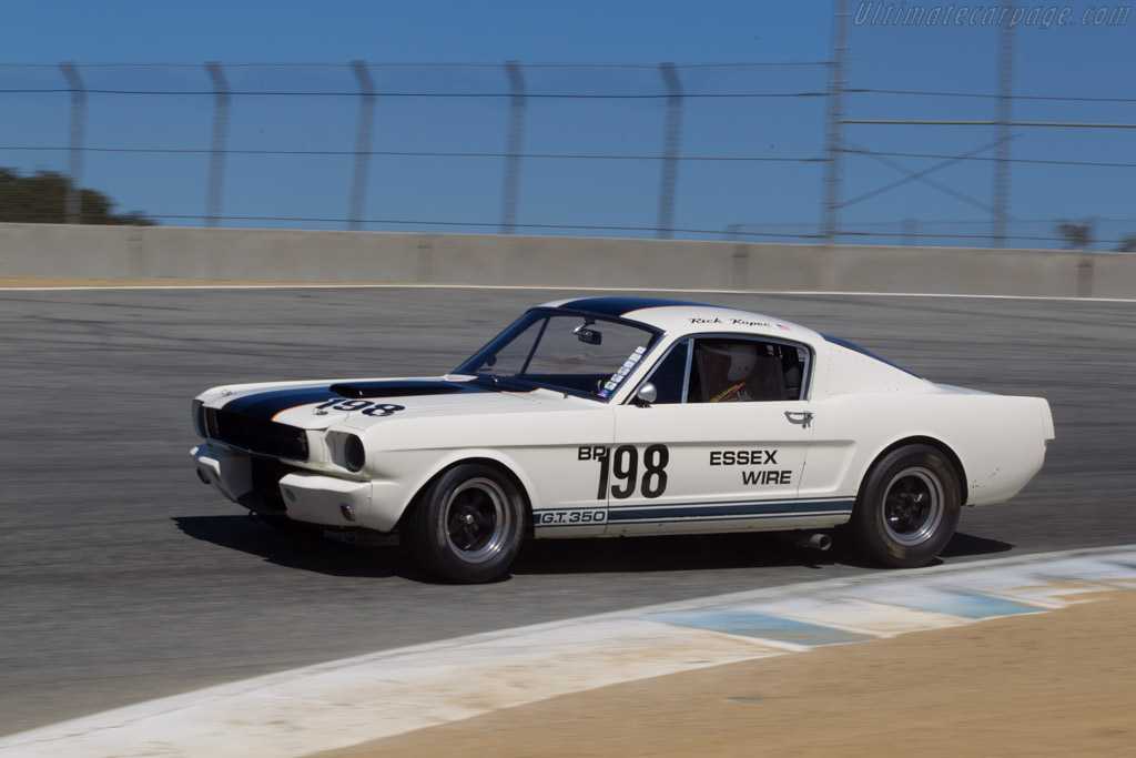 Ford Shelby Mustang Gt350 R Chassis Sfm5r098 2014