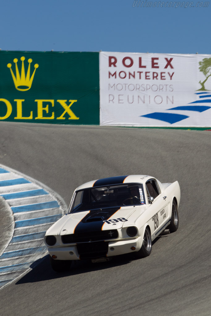 Ford Shelby Mustang GT350 R - Chassis: SFM5R098   - 2014 Monterey Motorsports Reunion