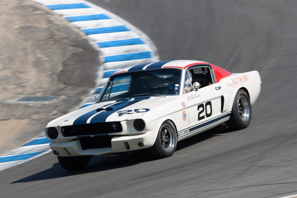 Ford Shelby Mustang GT350 R - Chassis: SFM5R103   - 2009 Monterey Historic Automobile Races
