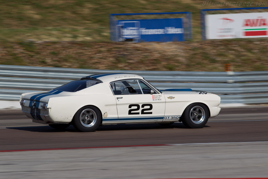 Ford Shelby Mustang GT350 R - Chassis: SFM5R107   - 2015 Grand Prix de l'Age d'Or