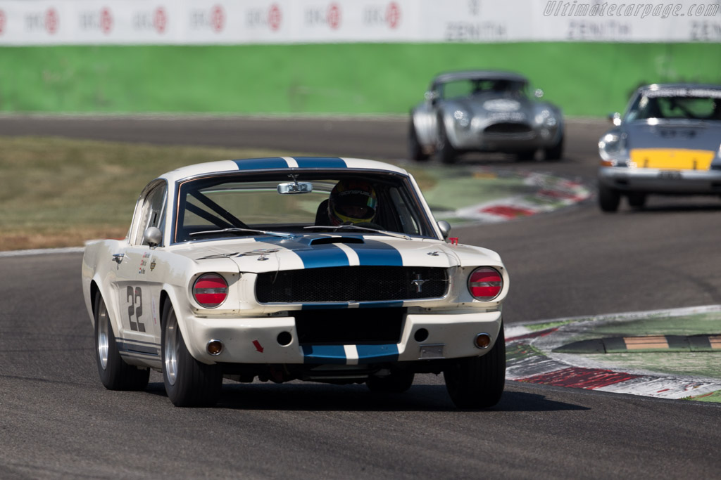 Ford Shelby Mustang GT350 R - Chassis: SFM5R107   - 2015 Monza Historic
