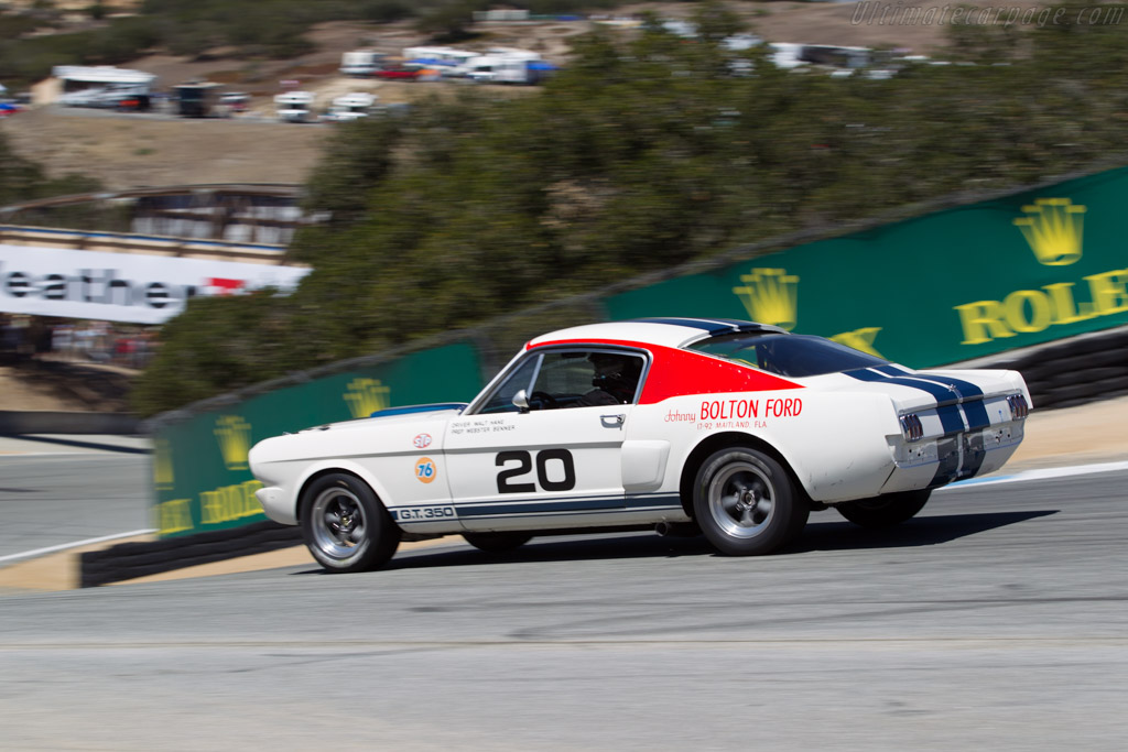 Ford Shelby Mustang GT350 R - Chassis: SFM5R103   - 2015 Monterey Motorsports Reunion