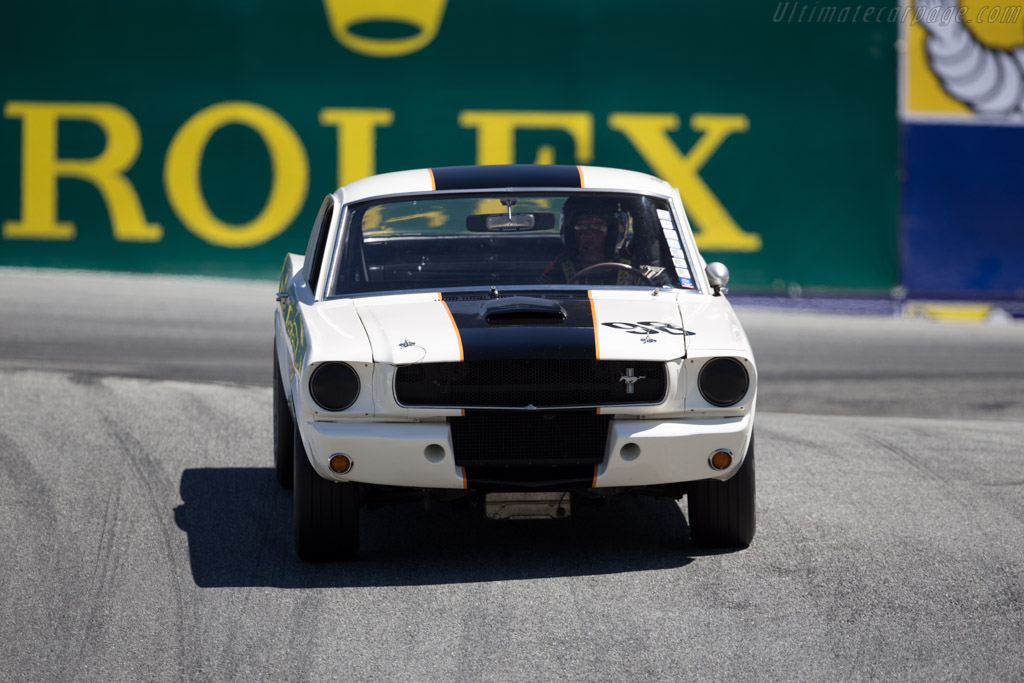 Ford Shelby Mustang GT350 R - Chassis: SFM5R098   - 2015 Monterey Motorsports Reunion