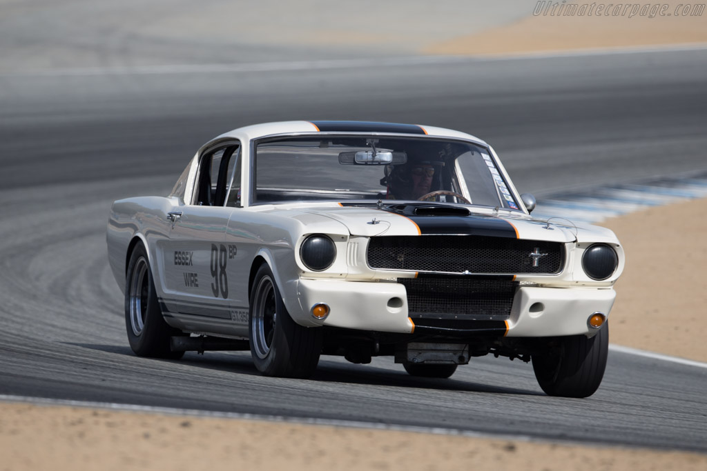 Ford Shelby Mustang Gt350 R Chassis Sfm5r098 2015