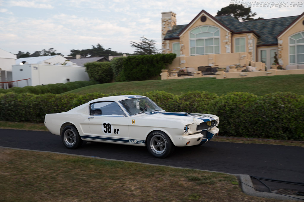 Ford Shelby Mustang GT350 R - Chassis: SFM5R002   - 2015 Pebble Beach Concours d'Elegance