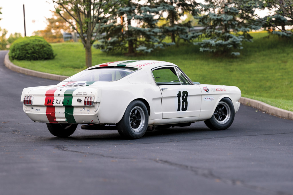 Ford Shelby Mustang GT350 R