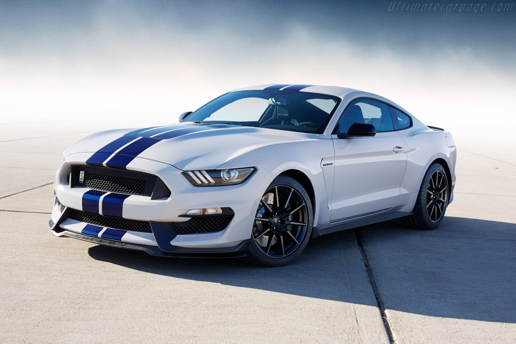 Click here to open the Ford Shelby Mustang GT350 gallery