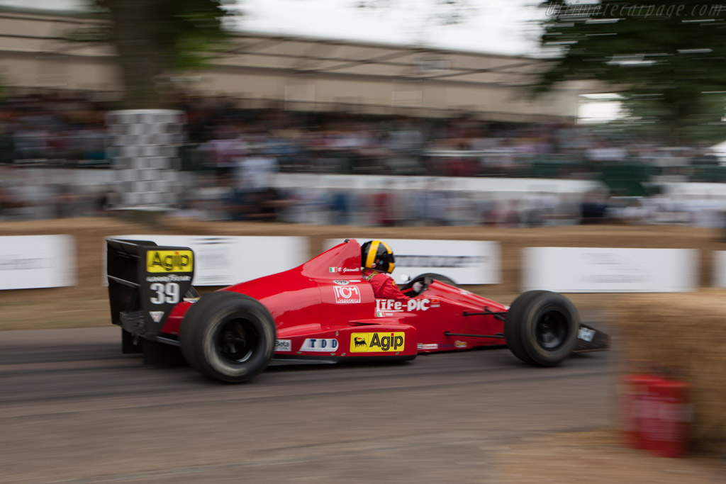 Life L190 - Chassis: 001   - 2009 Goodwood Festival of Speed
