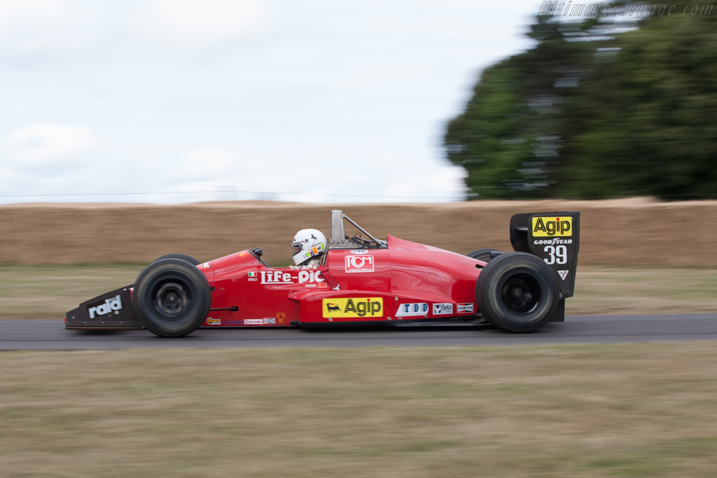 Life L190 - Chassis: 001 - Driver: Arturo Merzario  - 2009 Goodwood Festival of Speed
