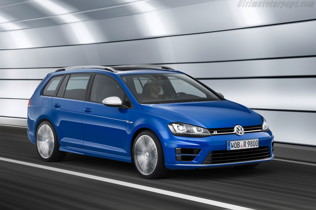 Click here to open the Volkswagen Golf R Variant gallery