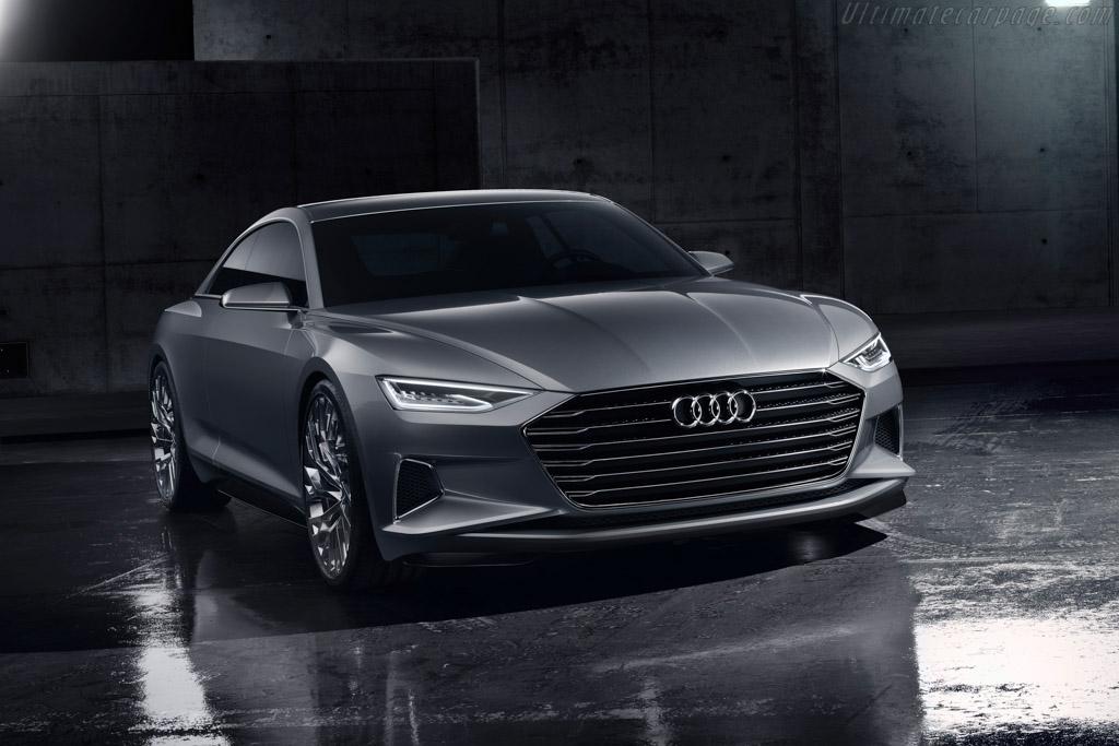 Audi Prologue Show Car