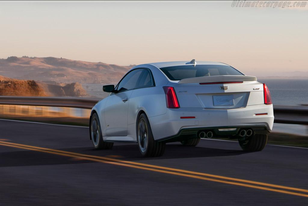 Cadillac Ats V Coupe >> Cadillac ATS-V Coupe