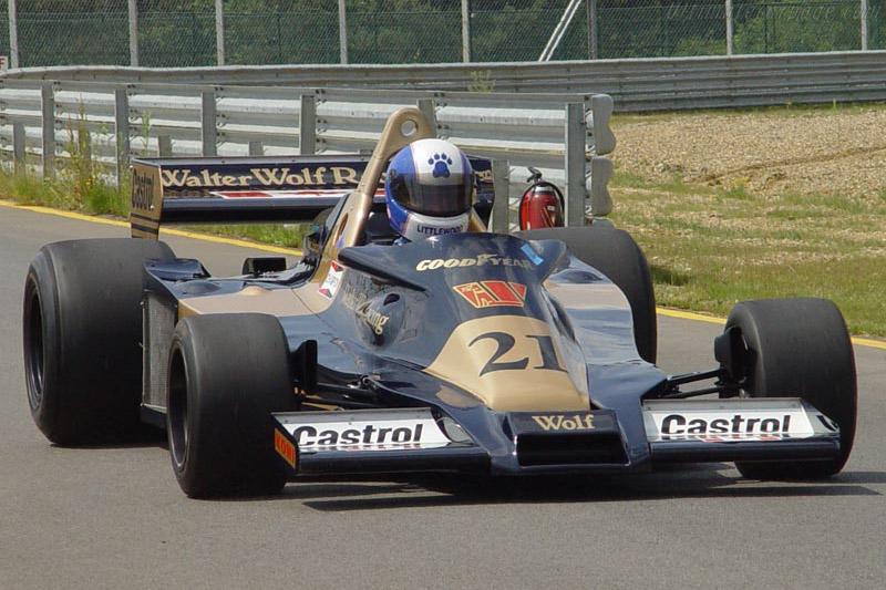 Wolf WR1 Cosworth