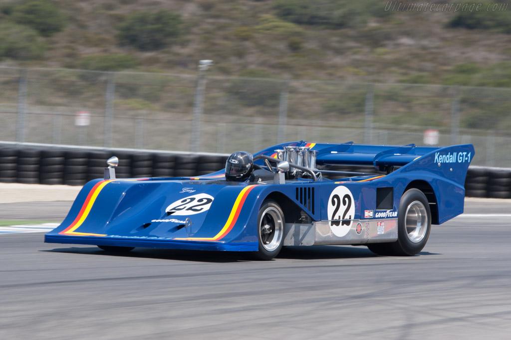 Sting GW1 Chevrolet - Chassis: GW1   - 2009 Monterey Historic Automobile Races